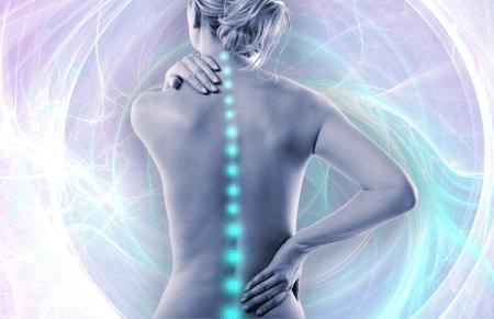 Wirbelsäulenbegradigung Wirbelsäulenaufrichtung